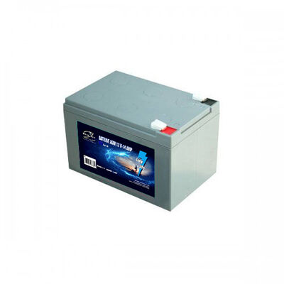 Batterie frazer agm long life 12v - 14 amp - Batteries | Pacific Pêche