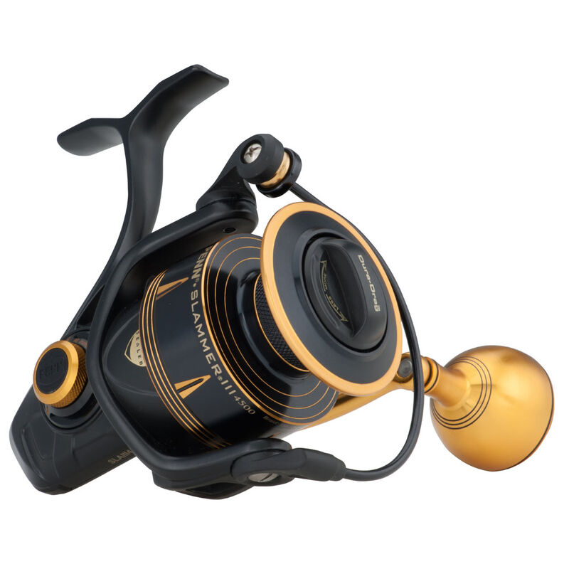 Moulinet spinning penn slammer 3 6500 - Tambour Fixe | Pacific Pêche