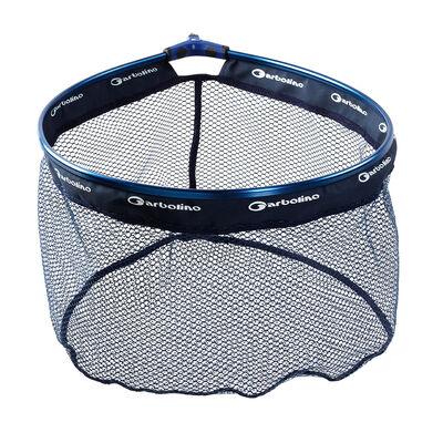 Tête d'épuisette garbolino challenger carp rubber 60x60cm - Têtes | Pacific Pêche