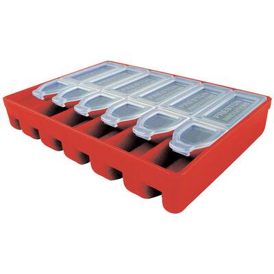 Boîte distributrice de plombs fendus coup preston stotz 4/6/8/9/10/11 - Plombs Fendus | Pacific Pêche