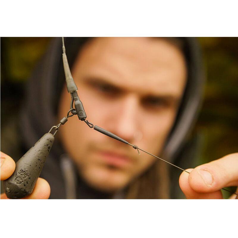 Clip plomb carpe korda quick change hybrid lead clip (x8) - Clip plombs et cônes | Pacific Pêche
