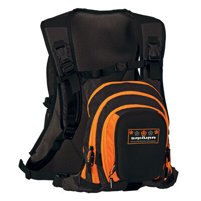 Chest and back pack carnassier sakura hiker pack - Sacs à Dos   Pacific Pêche