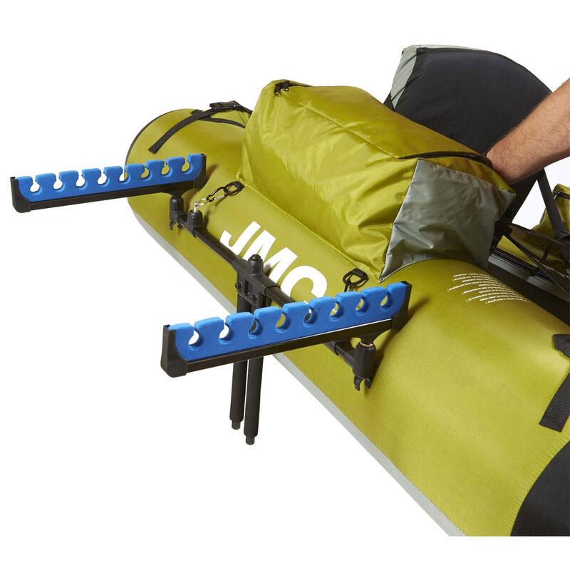 Navigation porte canne float tube jmc - Floats Tube   Pacific Pêche