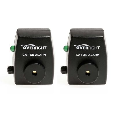 Pack de 2 détecteurs silure overfight cat xr alarm - Packs | Pacific Pêche