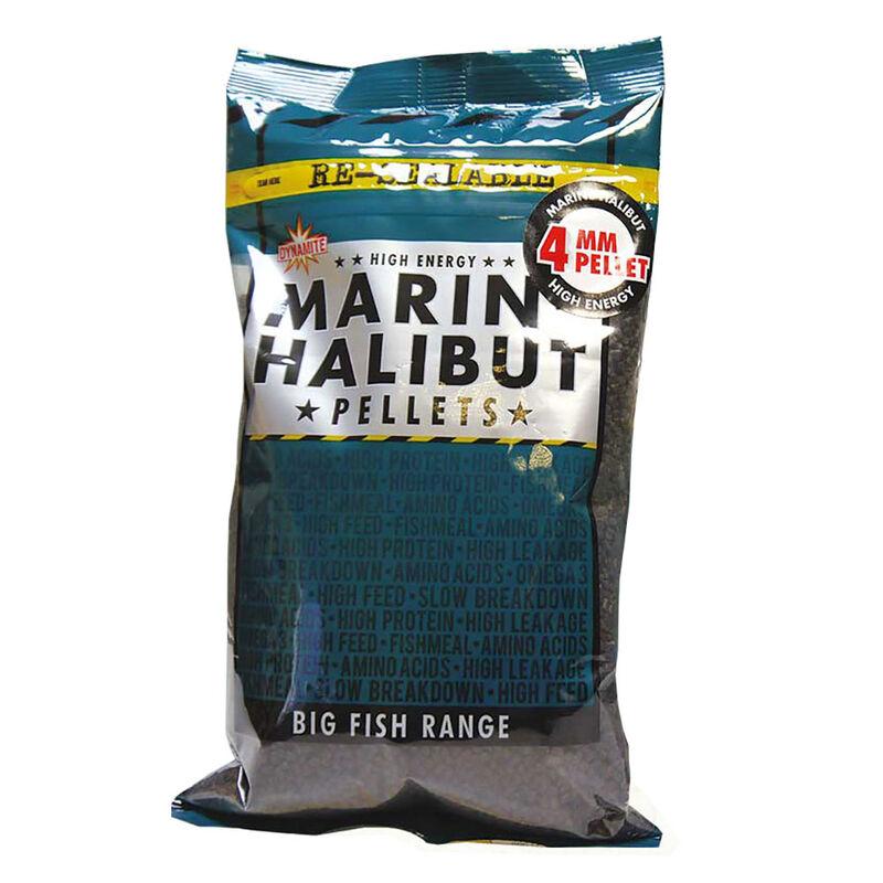 Pellets d'amorçages carpe dynamite baits marine halibut pellets 900g - Amorçages | Pacific Pêche