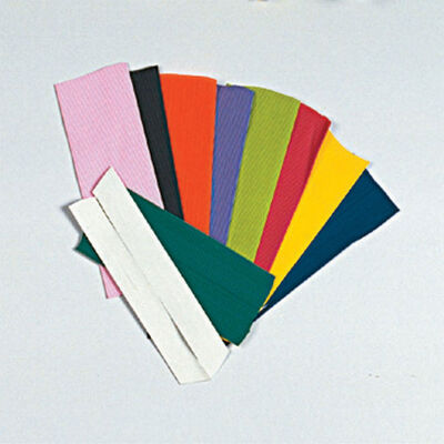 Matériau synthétique pattes élastiques gomma poppers assortiment 5 coloris - Matériaux Elastiques | Pacific Pêche