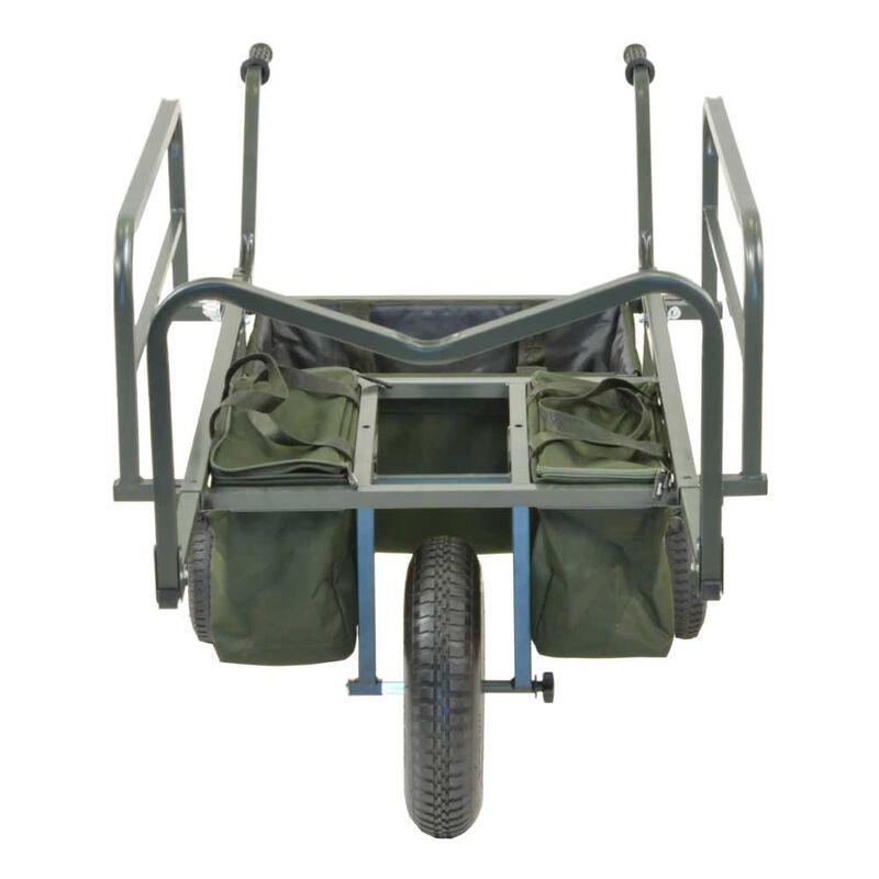 Pack confort mack2 chariot + sac logistik barrow - Packs | Pacific Pêche