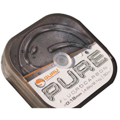 Fluorocarbone coup guru pure fluorocarbon 50m - Fluorocarbone | Pacific Pêche