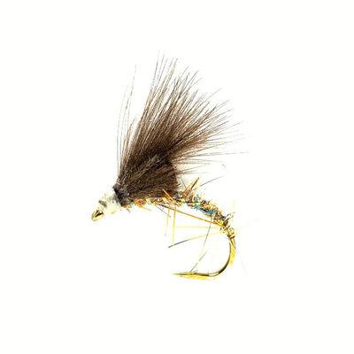 Mouche émergente silverstone émergente lièvre h14 (x3) - Emergentes   Pacific Pêche