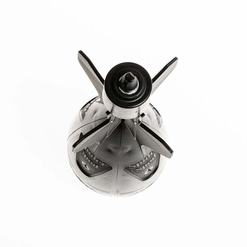 Bait rocket carpe wolf spider black - Bait Rocket | Pacific Pêche
