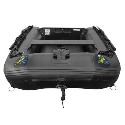 Bateau pneumatique carp spirit black boat 240wi (plancher gonflable) - Pneumatiques | Pacific Pêche