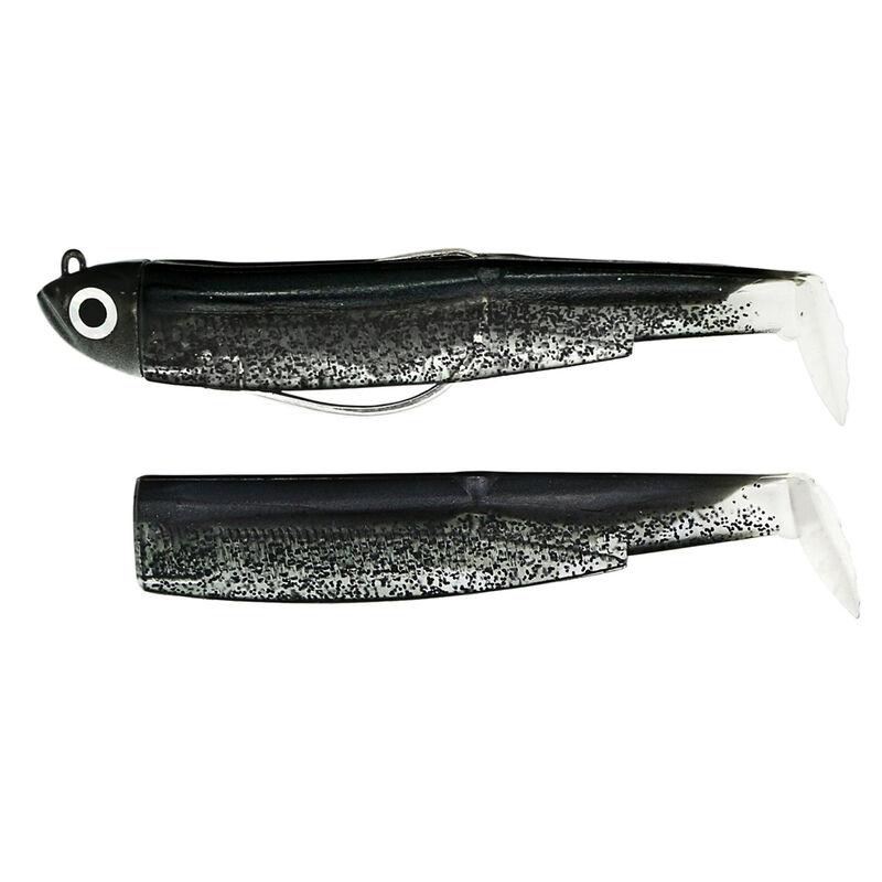 Leurre souple fiiish combo black minnow 120 shore 12cm 12g - Leurres shads | Pacific Pêche
