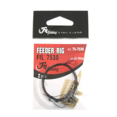 Montage feeder 40cm (2 piéces) - Acc. de montage feeder | Pacific Pêche