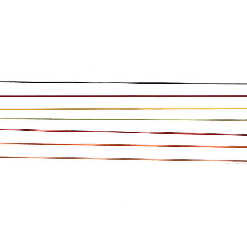 Matériau synthétique mouche elastube jmc - Matériaux Elastiques | Pacific Pêche