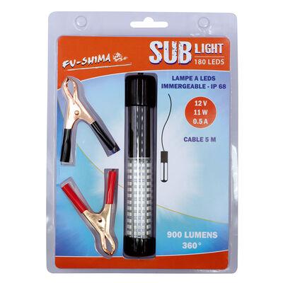 Lampe sub light fushima meds vertes 17cm - Lampes | Pacific Pêche