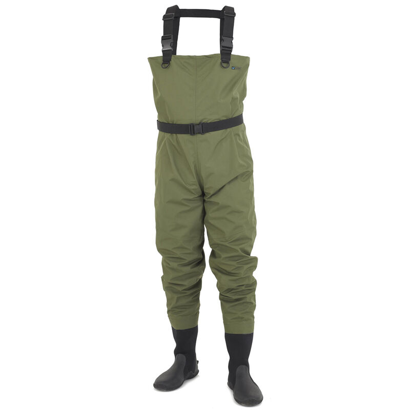 Wader respirant hydrox orcades (spécial float tube) - Waders | Pacific Pêche