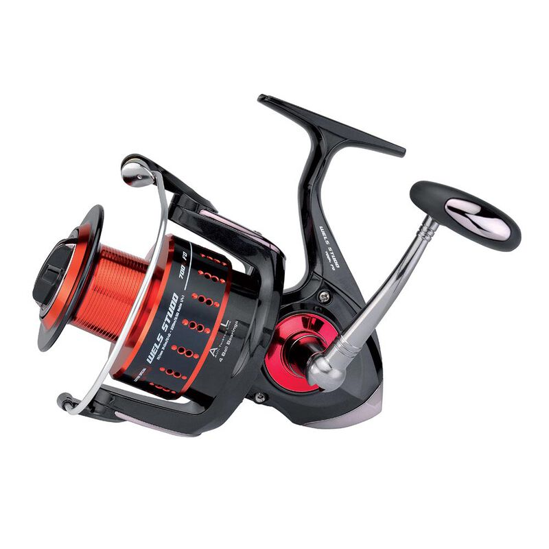Combo canne heavy spin 2m70 40/150g et moulinet wels studd - Packs | Pacific Pêche