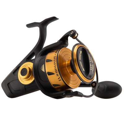 Moulinet penn spinfisher vi spinning 10500 - Moulinets tambour Fixe | Pacific Pêche