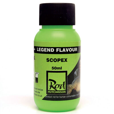 Arôme carpe rod hutchinson scopex - Arômes | Pacific Pêche