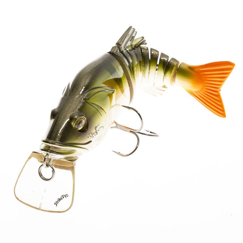 Leurre dur swimbait carnassier strike pro flex phantom 17cm 89g - Swim Baits   Pacific Pêche