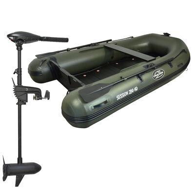 Pack frazer bateau session hd 290 + moteur 40lbs - Packs | Pacific Pêche