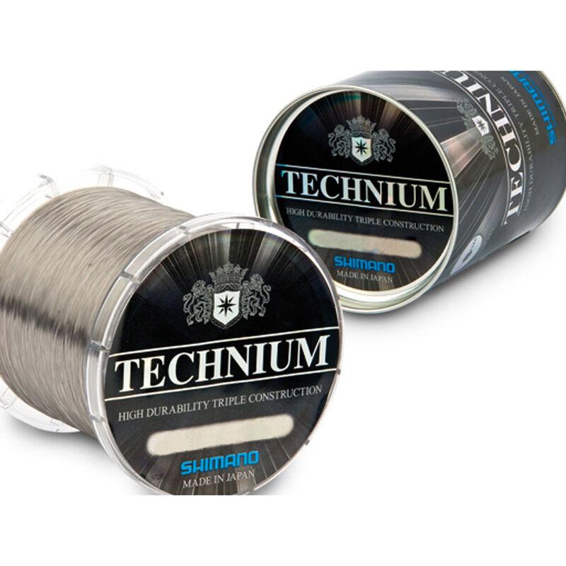 Nylon carpe shimano technium invisitec - Monofilament   Pacific Pêche