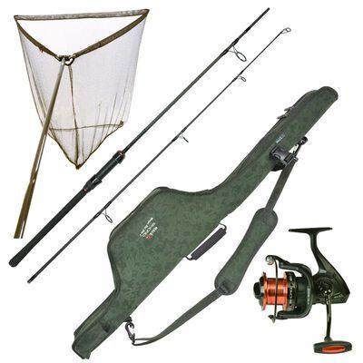 Pack mack2 sword canne margin 6' + moulinet + épuisette + housse individuelle - Packs   Pacific Pêche