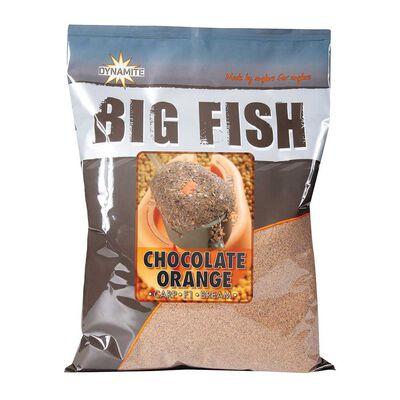 Mix choco orange dynamite bait big fish 1.8kg - Mixs | Pacific Pêche