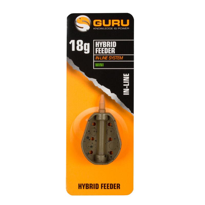 Method feeder coup guru hybrid inline feeder - Cages Feeder | Pacific Pêche