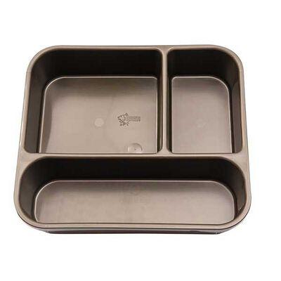 Organisateur carpe nash bucket utility tray 17l - Seaux | Pacific Pêche