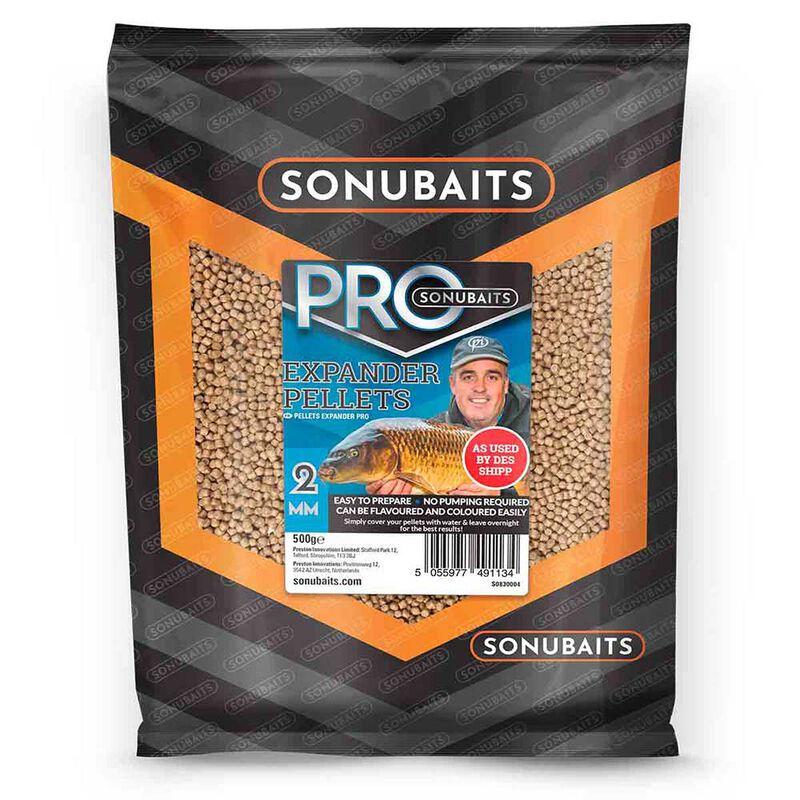 Pro expander pellets sonubaits 2mm - Eschage   Pacific Pêche