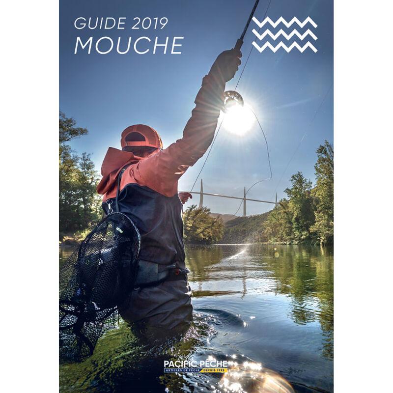 Guide pêche à la mouche pacific pêche 2019 - Livres | Pacific Pêche