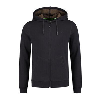 Sweat-shirt korda kore black zip hoodie - Sweats   Pacific Pêche