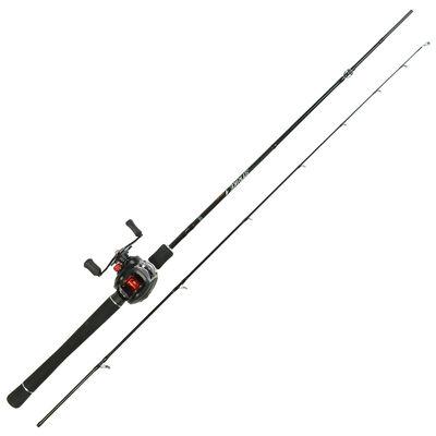 Ensemble casting carnassier redfish combo strike 1 6'6 mh 1,98m 7-28g+ strike 1 201lh - Ensembles | Pacific Pêche