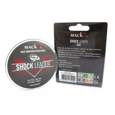 Tresse 8 brins shock leader mack2 xlr 150m - Tresse | Pacific Pêche