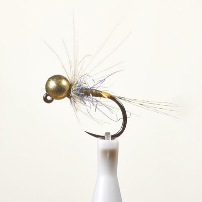 Mouche nymphe jig 9 bl tungstene (h14) - Nymphes | Pacific Pêche