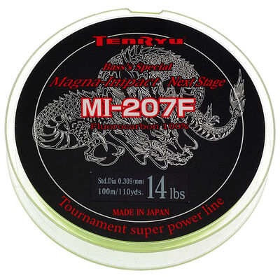 Fluorocarbone tenryu mi 207 100m - Fluorocarbons | Pacific Pêche