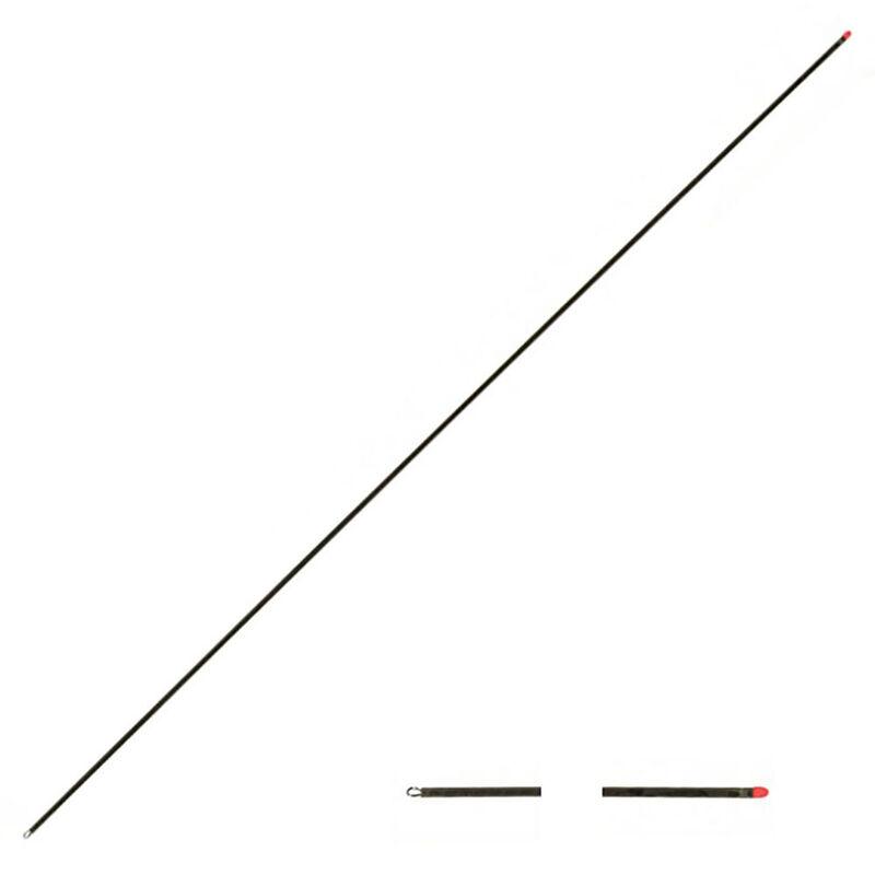 Aiguilles flashmer inox ver fragile 20cm boucle/fluo (x2) - Aiguilles | Pacific Pêche