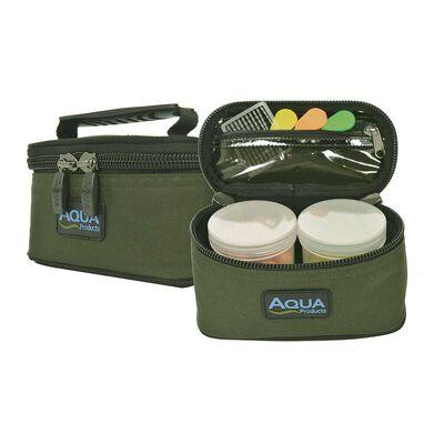 Sac à appâts aquaproducts black series roving 2 pot glug bag - Sacs à Appâts | Pacific Pêche
