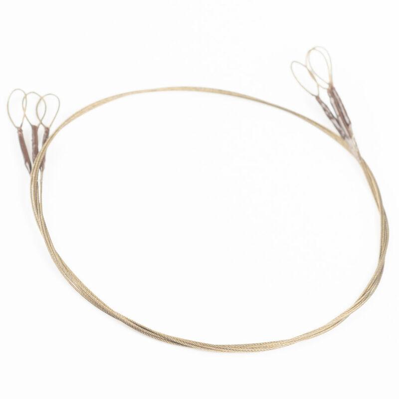 Bas de ligne acier carnassier x-line power steel 49 brins 40 cm (x3) - Bas de ligne montés | Pacific Pêche
