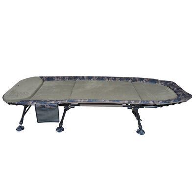 Bedchair carpe mack2 h max camo - Bedchairs | Pacific Pêche