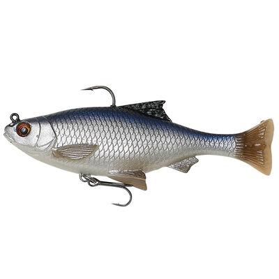 Leurre souple shad carnassier savage gear 3d pulse tail roach 10cm 17,5g (x2) - Leurres shads | Pacific Pêche