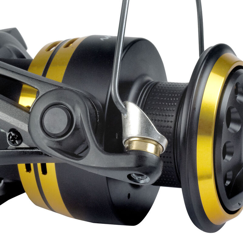 Moulinet spinning silure black cat battle cat spin 760 fd - Spinning | Pacific Pêche