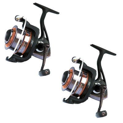 Moulinets frein avant coup team france pack 2 moulinets teos feeder 3000 - Packs | Pacific Pêche