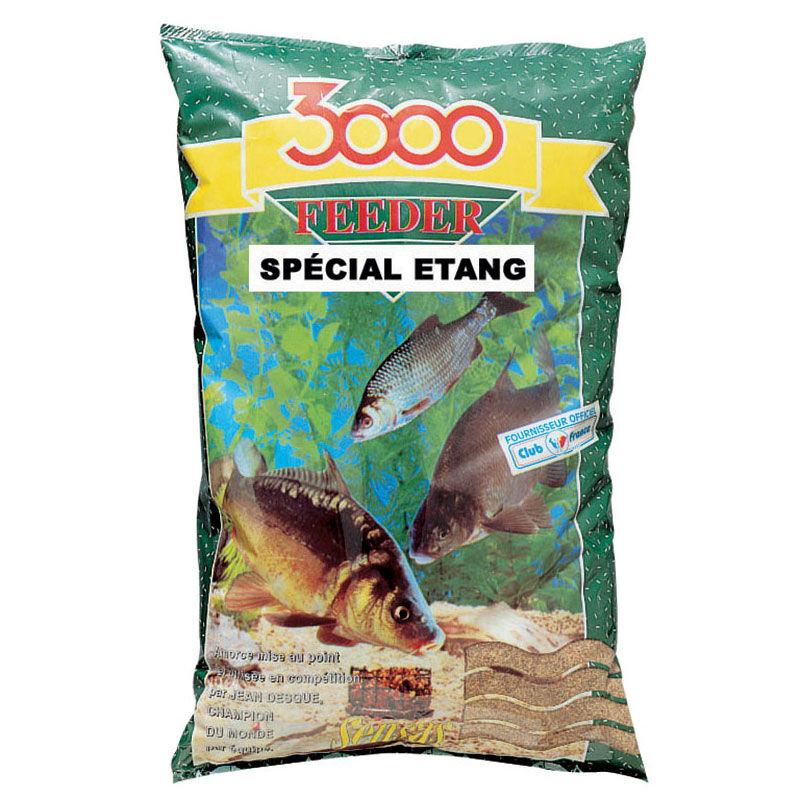Amorce coup sensas 3000 feeder etang - Amorces | Pacific Pêche