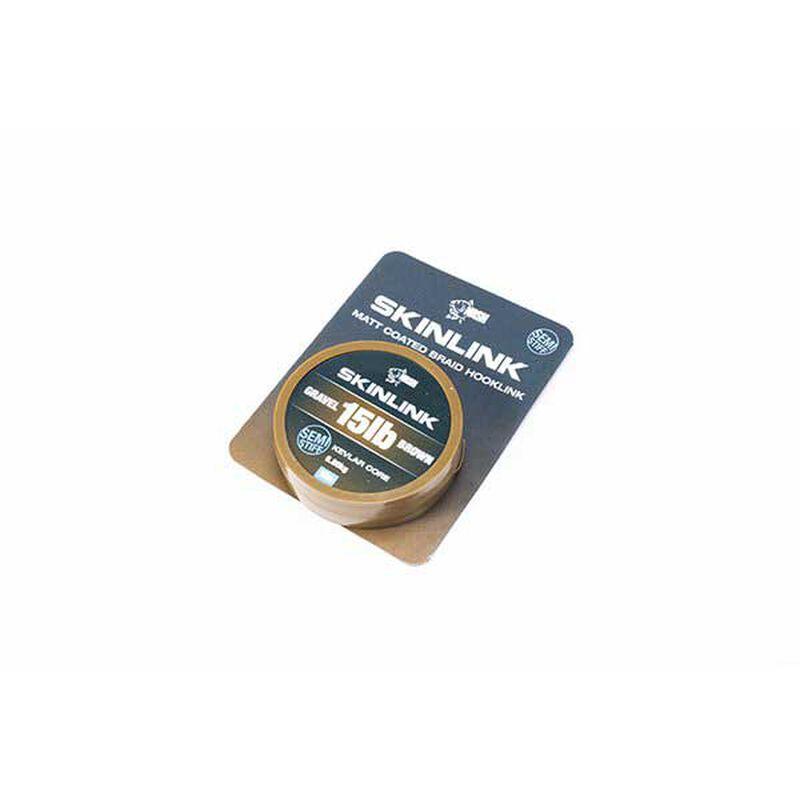 Tresse gainée nash skinlink semi-stiff gravel - Tresse BDL | Pacific Pêche