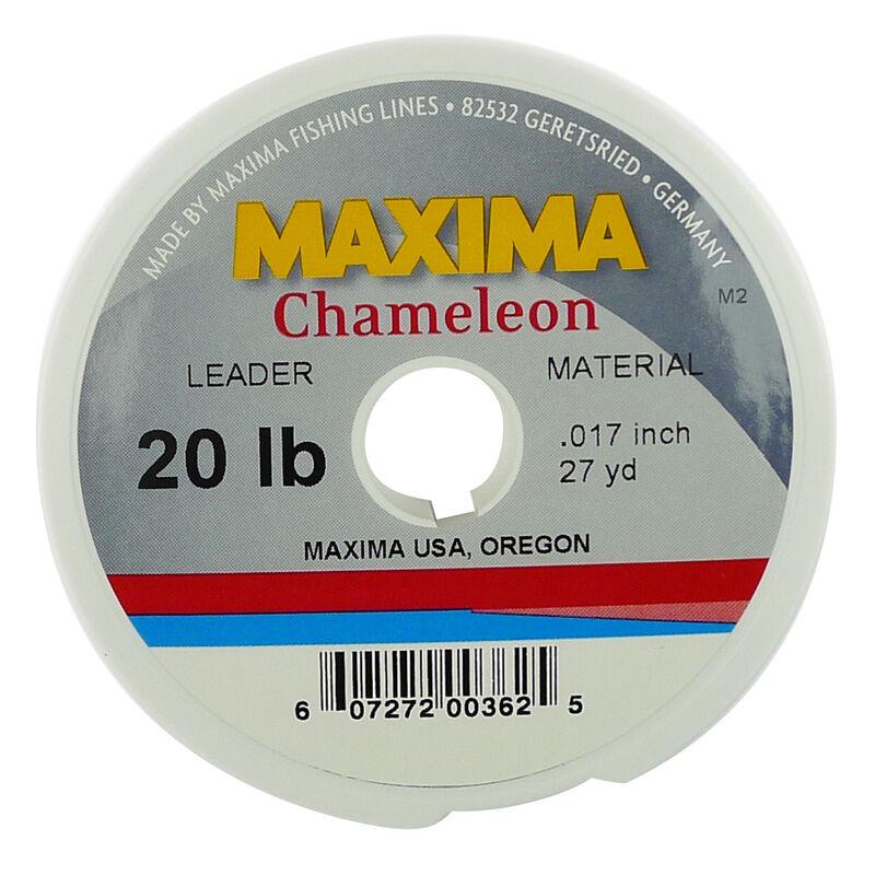 Nylon mouche maxima chameleon 25 m - Monofilaments | Pacific Pêche