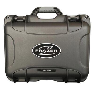Batterie lithium frazer - valise lithium pro life p04 24v 100ah + chargeur - Batteries | Pacific Pêche