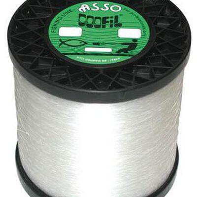 Fil nylon a palangre asso coofil bobine de 1kg - Monofilaments | Pacific Pêche