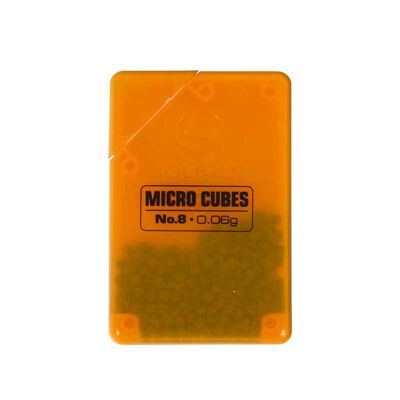 Micros plombs cubiques cues refill guru - Plombs Fendus | Pacific Pêche